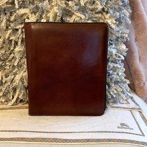 Vintage Bosca Address Book